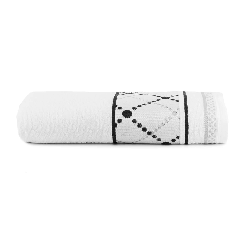 Toalha de Banho Boss Branco - Dianneli