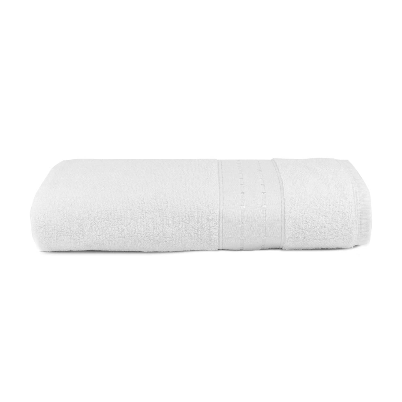 Toalha de Banho Class Branco - Dianneli
