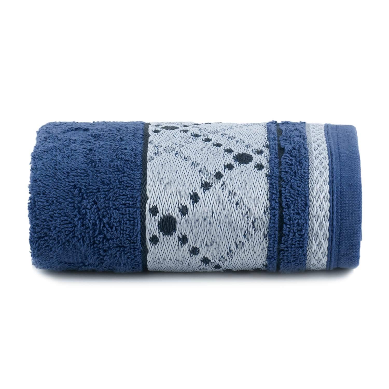 Toalha de Rosto Boss Azul - Dianneli