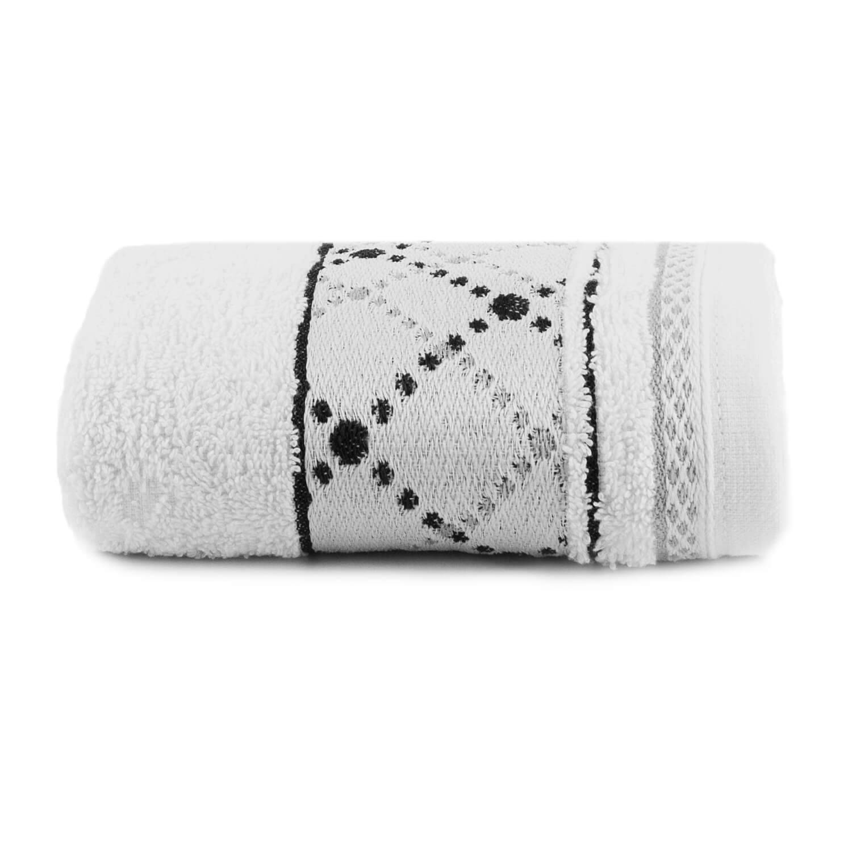 Toalha de Rosto Boss Branco - Dianneli