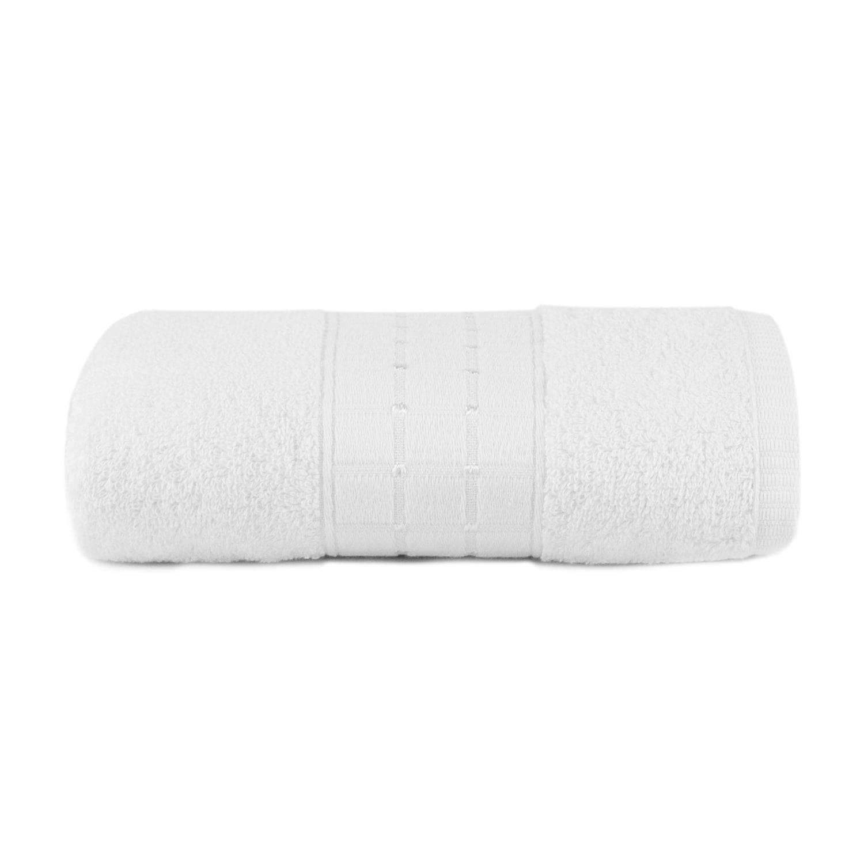 Toalha de Rosto Class Branco - Dianneli