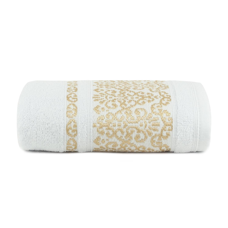 Toalha de Rosto Imperiale Branco  - Dianneli