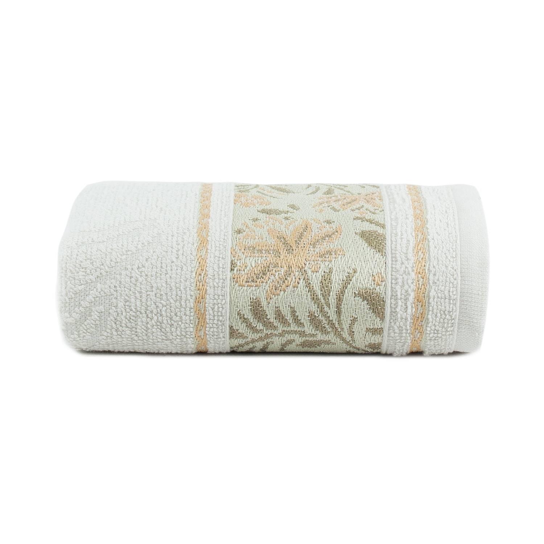Toalha de Rosto Nature Branco - Dianneli
