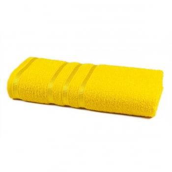 Jogo de Toalhas Banho Hanna 2 peças Amarelo
