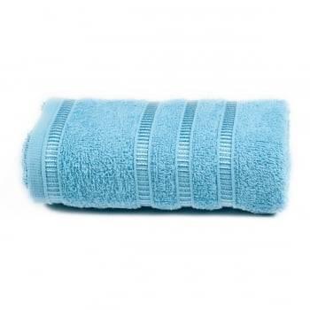 Jogo de Toalhas Banho Hanna 2 peças Azul Claro