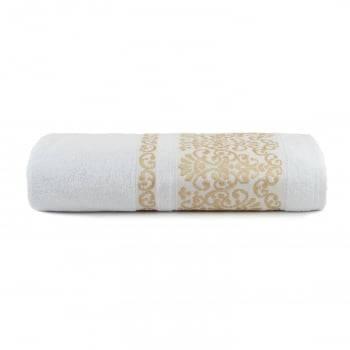 Toalha de Banho Imperiale Branco - Dianneli