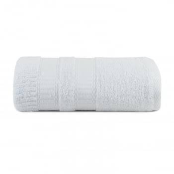 Toalhas de Banho Paris Jogo com 4 Peças Branco - Dianneli