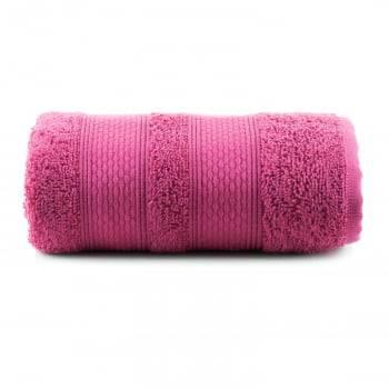 Toalhas de Banho Toscana Jogo com 2 Peças Pink - Dianneli