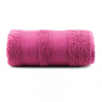 Toalhas de Banho Toscana Jogo com 4 Peças Pink - Dianneli