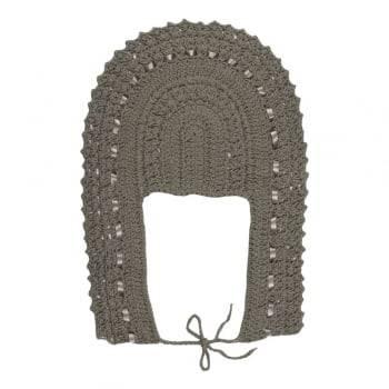 Jogo de Banheiro 3 peças Artesanal Crochê 100% algodão Fendi- Casa Encanto